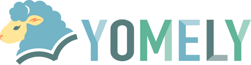 yomelyのロゴ